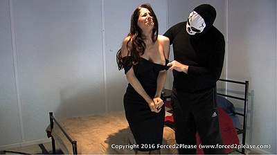 Hannah Perez: F2P - I'm Going To Undress You