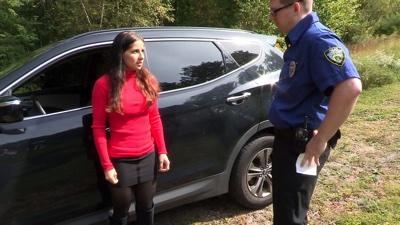 Hannah Perez: F2P - Shoplifting Again